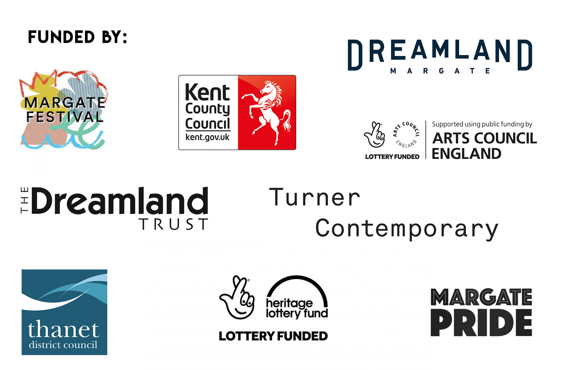 logos for funding