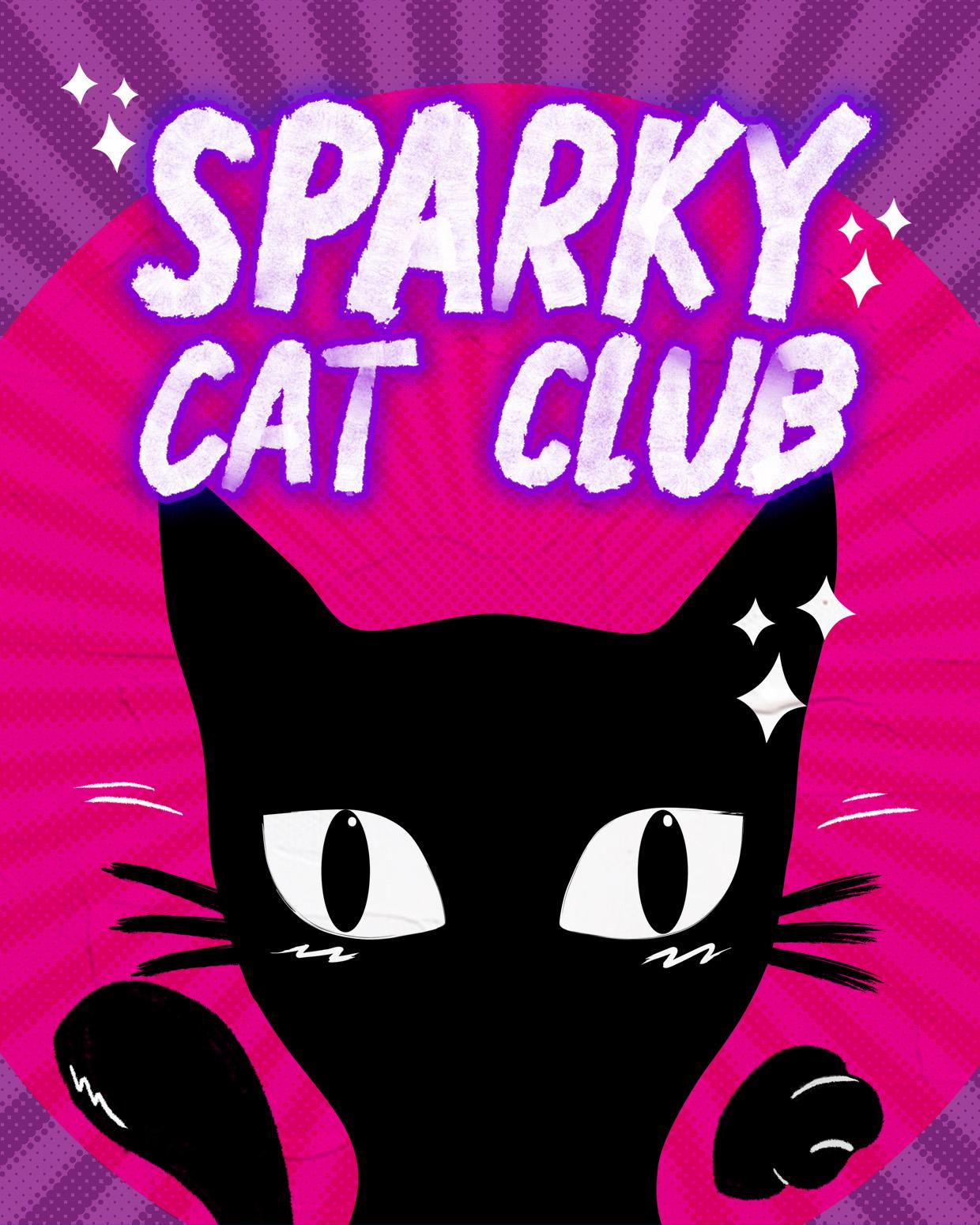 Sparky Cat Club